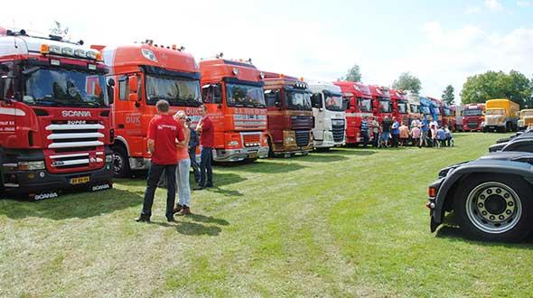 Truckfestijn Diepenheim 2015