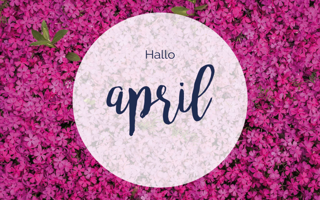 Wat te doen in april