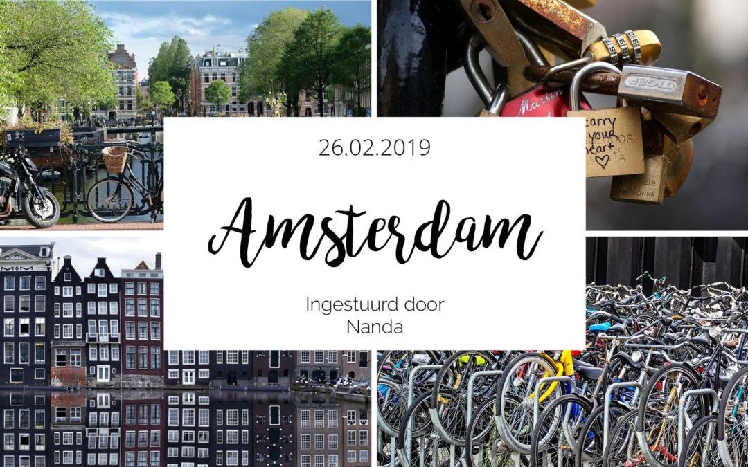 Dagje Amsterdam met het openbaar vervoer