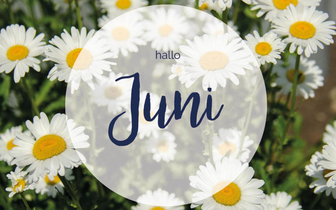 Wat te doen in juni