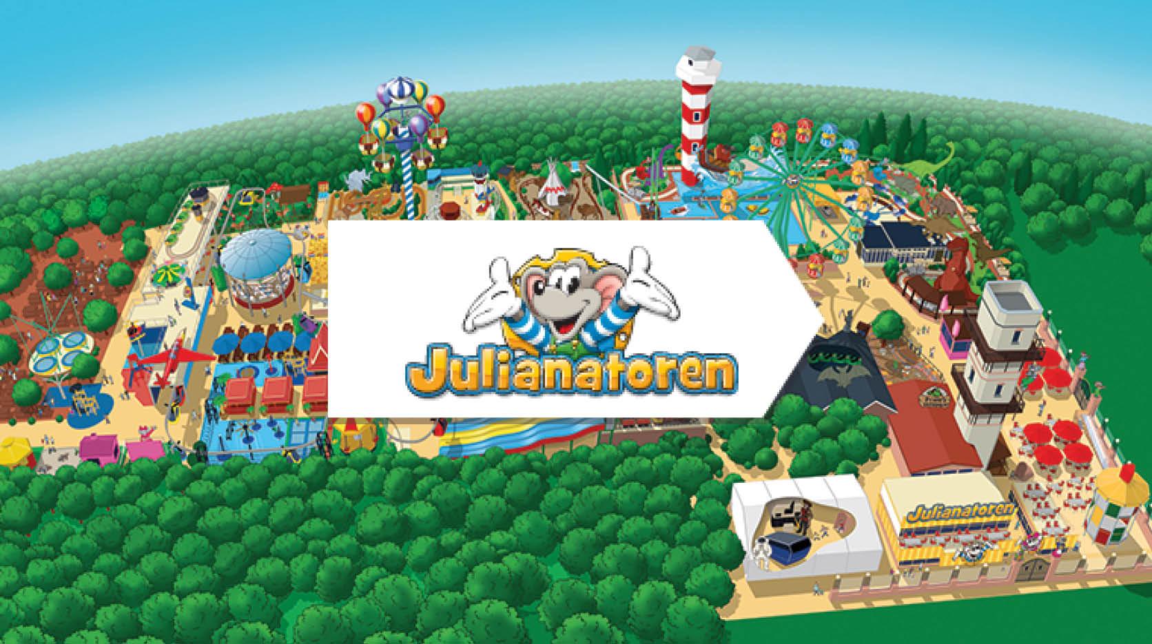 Kinderpretpark Julianatoren Apeldoorn