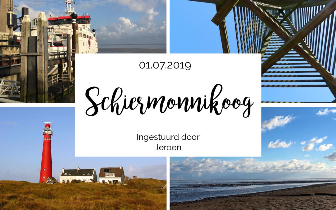 Dagje naar Schiermonnikoog