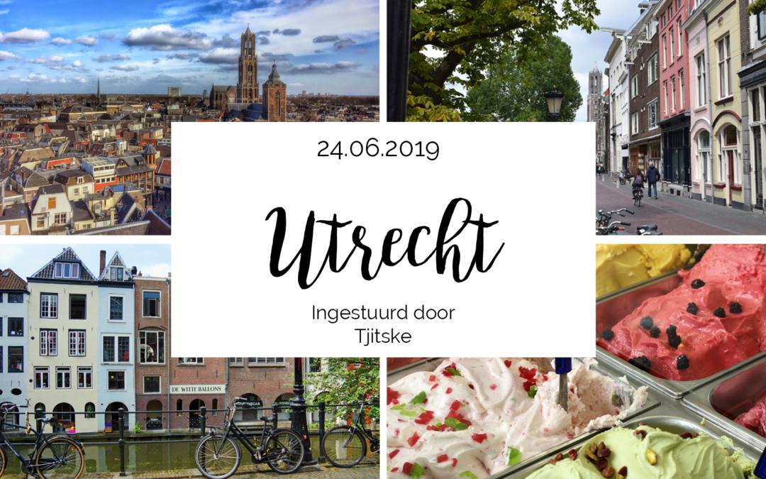 Dagje winkelen in Utrecht