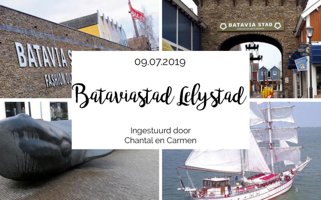 Dagje uit naar Bataviastad Lelystad