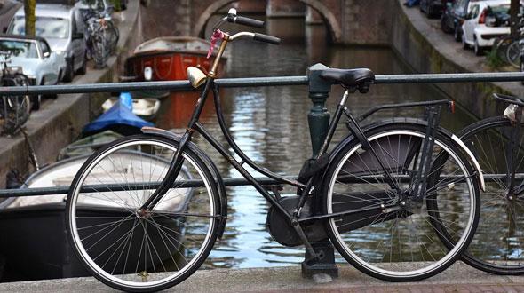 Stedentrip door Nederland