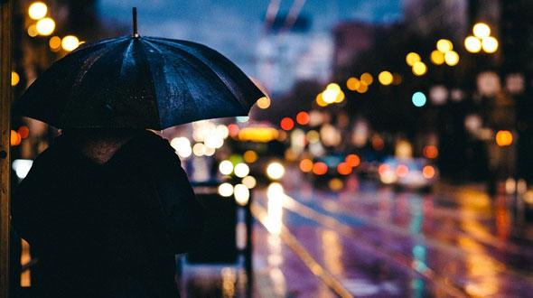 wat te doen met slecht weer