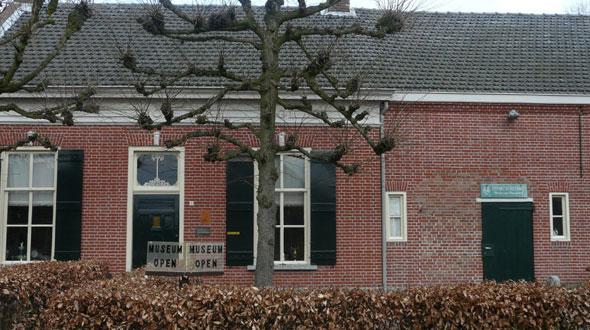 Heemkundig Museum Paulus van Daesdonck