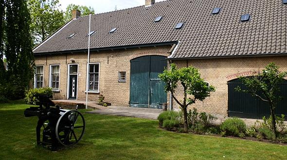 Nederlands Drukkerij Museum