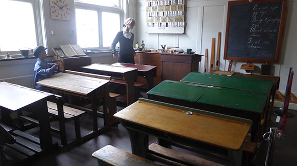 Schoolmuseum 'Schooltijd'