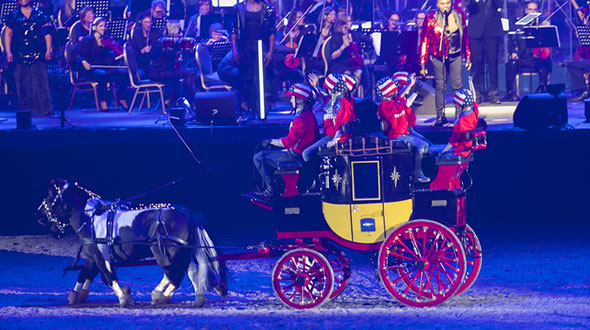 Friesian Proms