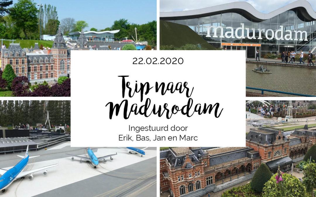 Trip naar Madurodam