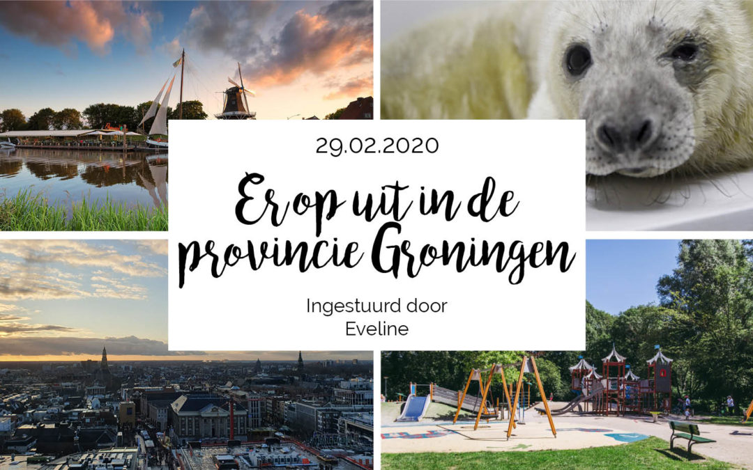 Een dag eropuit in de provincie Groningen