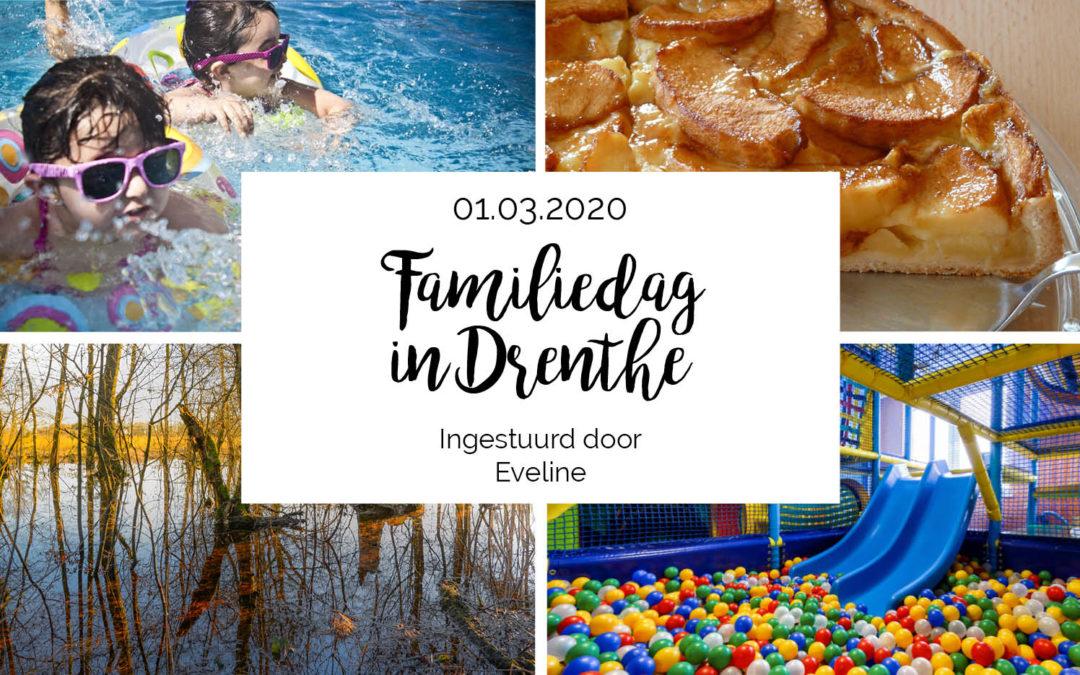 Een dag weg met de familie in Drenthe