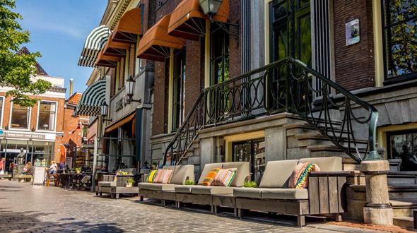 Boutique Hotel Catshuis Leeuwarden