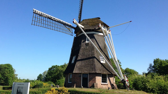 Molens in Drenthe