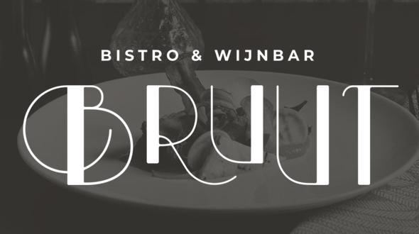 Bistro en wijnbar BRUUT