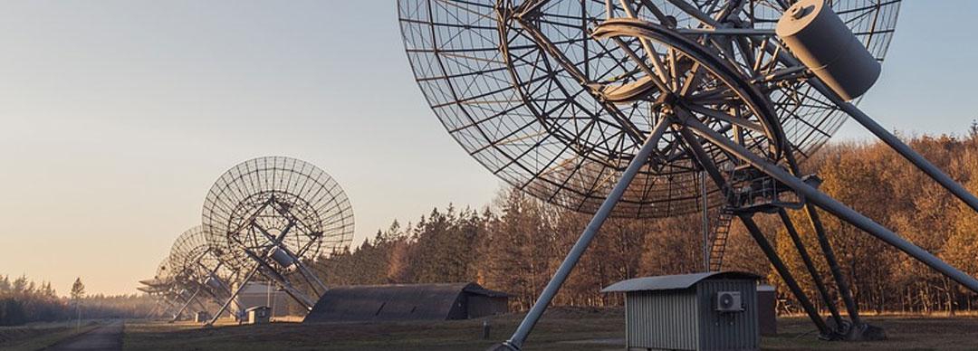 westerbork satelliet