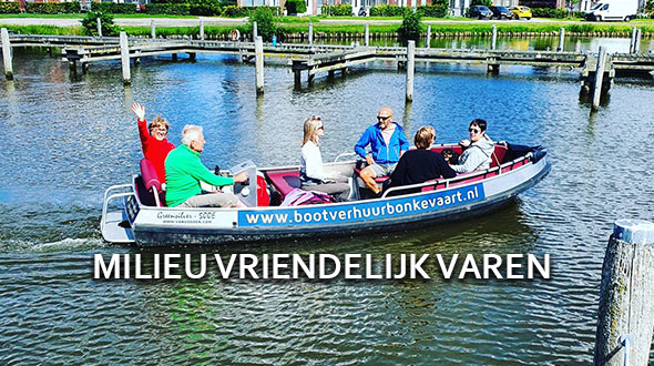 Bootverhuur Bonkevaart