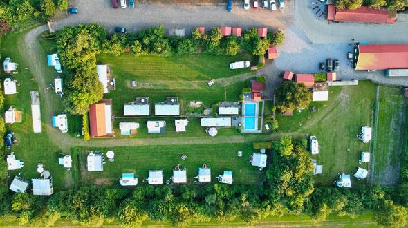 Camping Nieuw Moscou