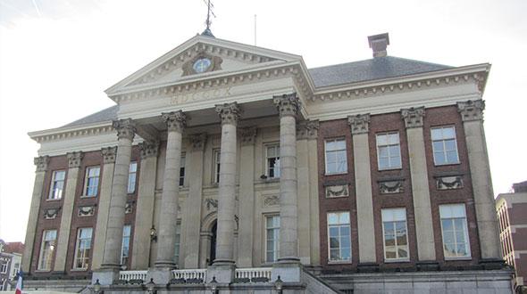Stadswandelingen Groningen