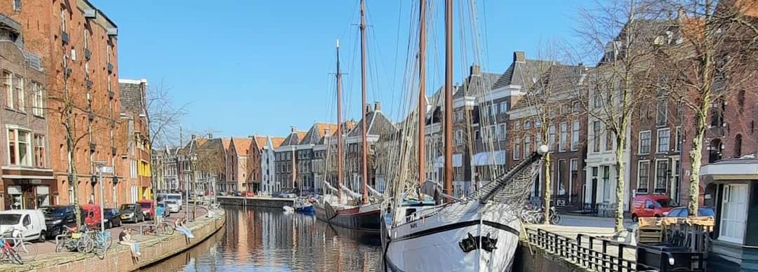 Wandelen in de Stad Groningen