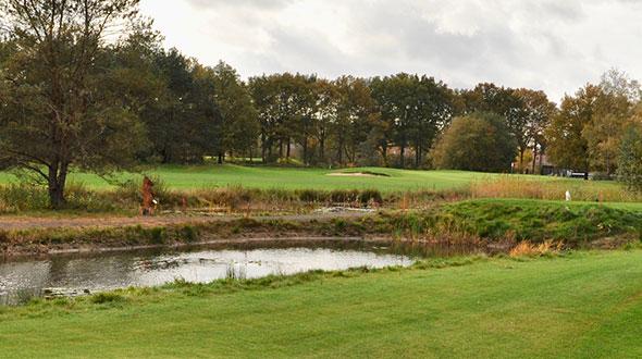 Golfbaan in Friesland