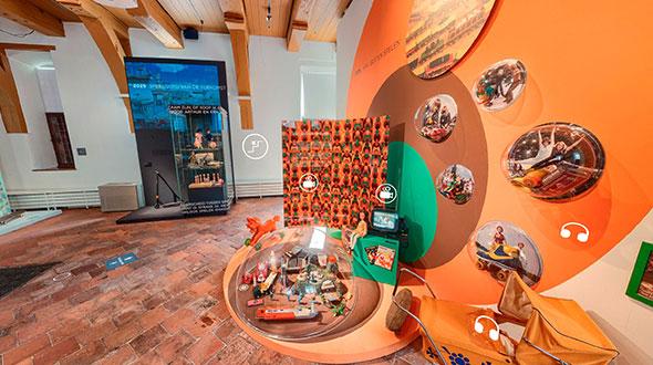 Virtual reality tour Museum De Waag