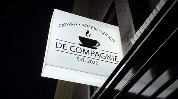 Lunchroom De Compagnie