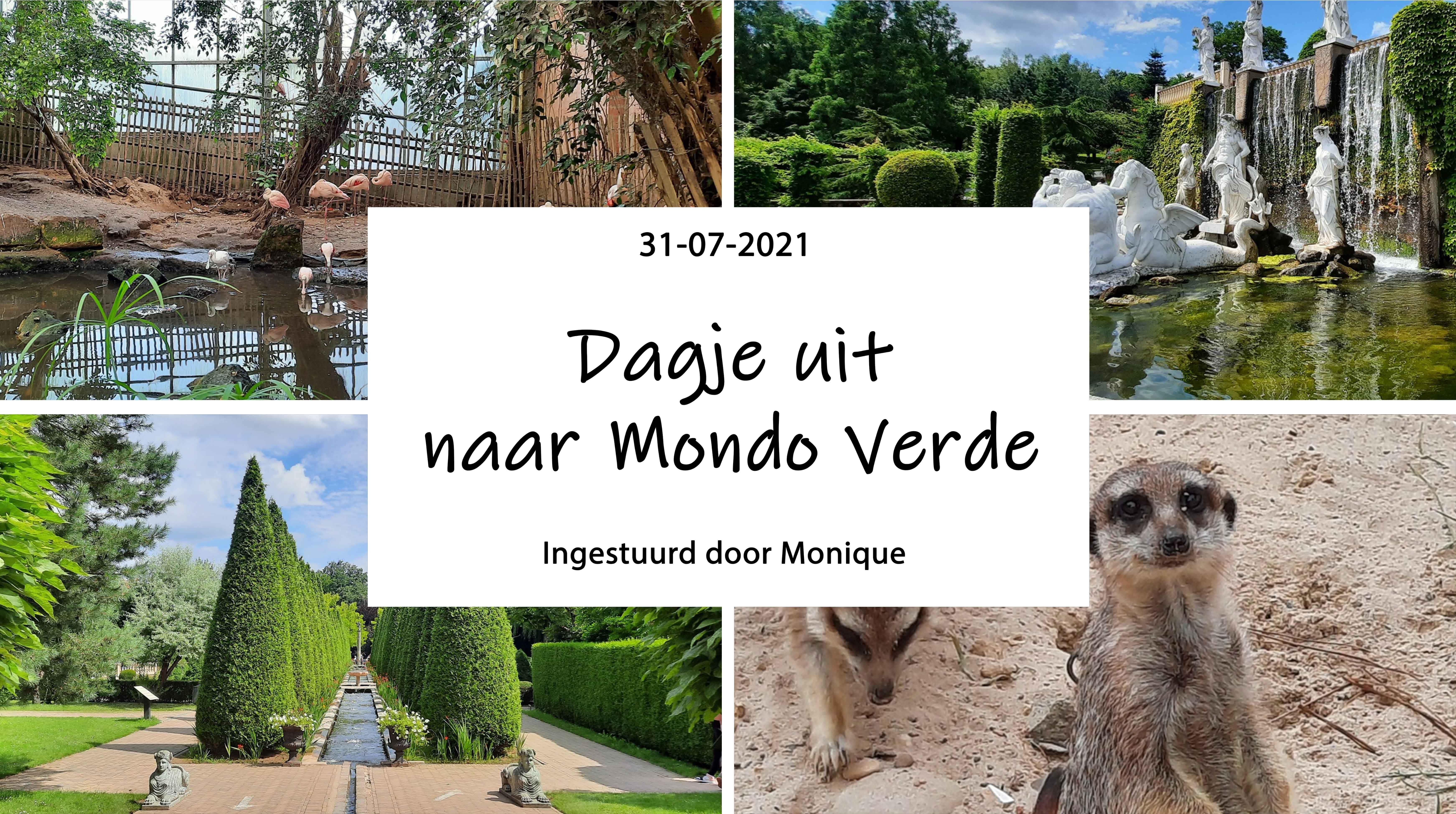 Dagje uit naar Mondo Verde