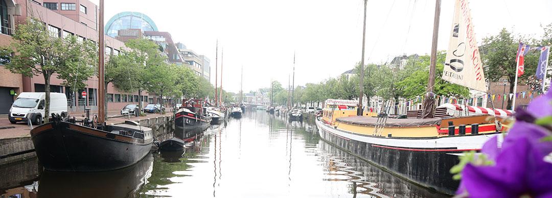 Dagje uit naar Leeuwarden