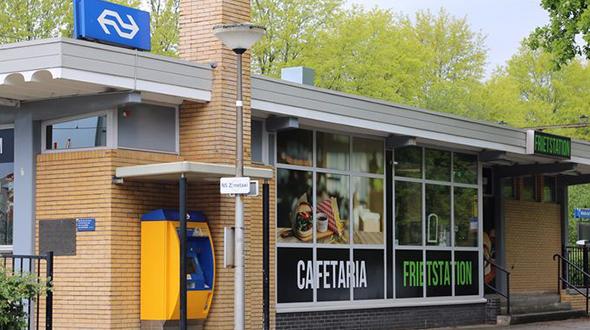 Cafetaria Frietstation