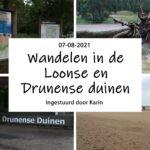 Wandelen in de Loonse en Drunese Duinen